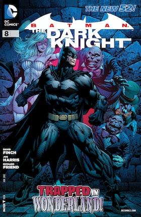 Batman: The Dark Knight (2011-) #8