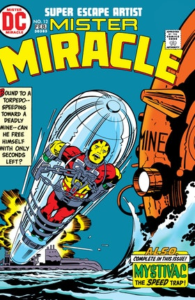 Mister Miracle (1971-) #12