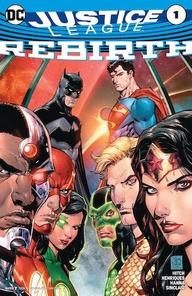 Justice League: Rebirth (2016-) #1