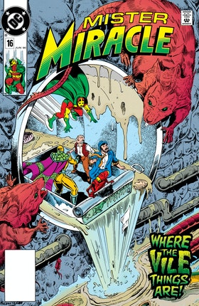 Mister Miracle (1988-) #16