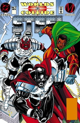Steel (1994-) #7