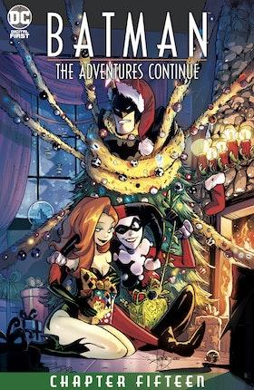 Batman: The Adventures Continue #15