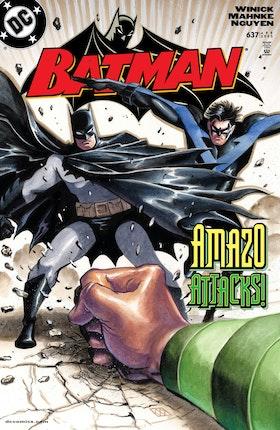 Batman (2010-) #637