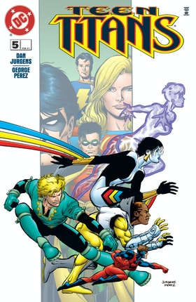 The Teen Titans (1996-) #5