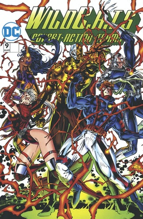 WildC.A.Ts: Covert Action Teams #9