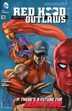 Red Hood and the Outlaws (2011-) #19