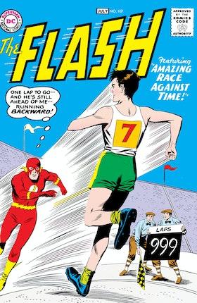 The Flash (1959-) #107