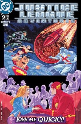 Justice League Adventures #9