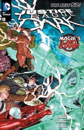 Justice League Dark (2011-) #18