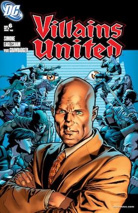 Villains United #6