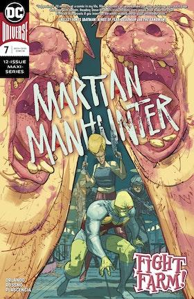 Martian Manhunter (2018-2020) #7