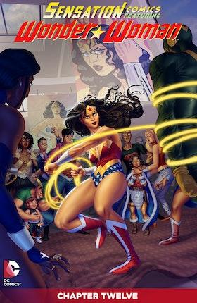 Sensation Comics Featuring Wonder Woman #12