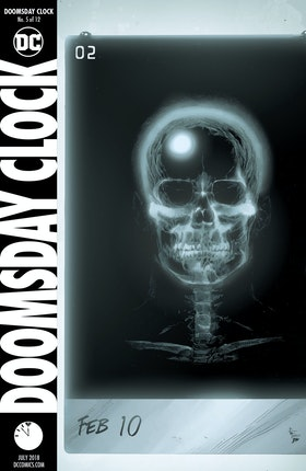 Doomsday Clock #5