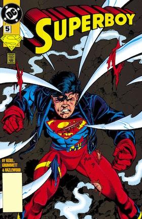 Superboy (1993-) #5