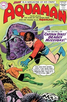 Aquaman (1962-) #2