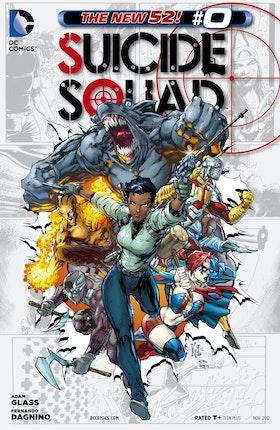 Suicide Squad (2011-) #0