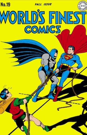 World's Finest Comics (1941-1986) #19