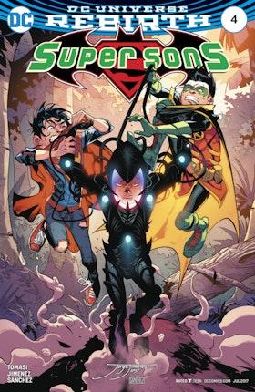Super Sons (2017-) #4