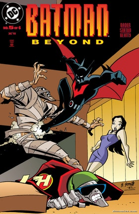 Batman Beyond #5