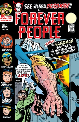 The Forever People #9