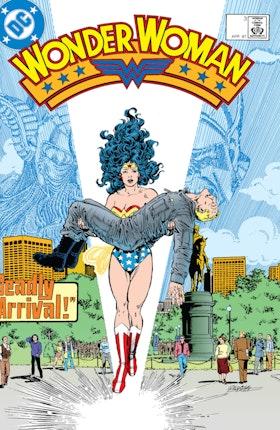 Wonder Woman (1986-2006) #3