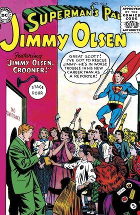 Superman's Pal, Jimmy Olsen #8
