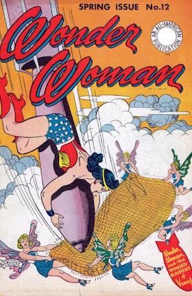 Wonder Woman (1942-) #12
