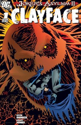 Joker's Asylum II: Clayface #1