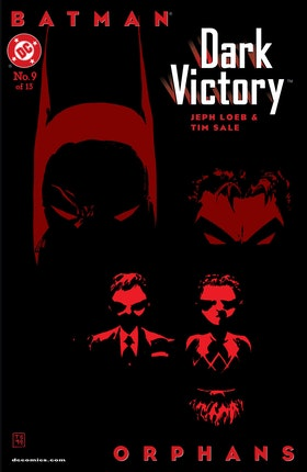 Batman: Dark Victory #9