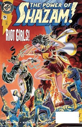 The Power of Shazam! #5