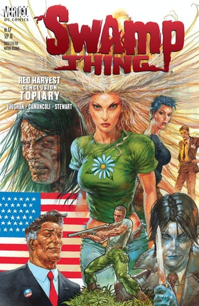 Swamp Thing (2000-) #17