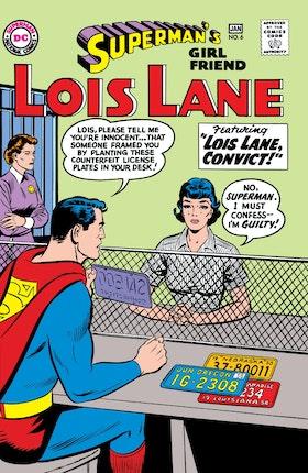 Superman's Girl Friend Lois Lane #6