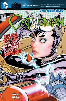 Catwoman (2011-) #7