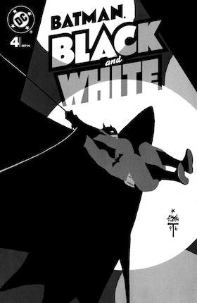 Batman: Black & White (1996-) #4