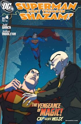 Superman/Shazam!: First Thunder #4