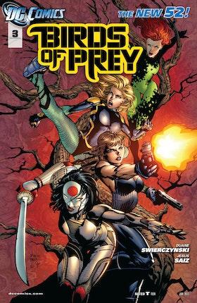 Birds of Prey (2011-) #3