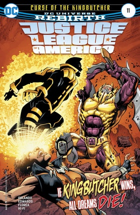 Justice League of America (2017-) #11