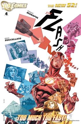 Flash (2011-) #4