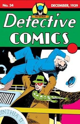 Detective Comics (1937-) #34