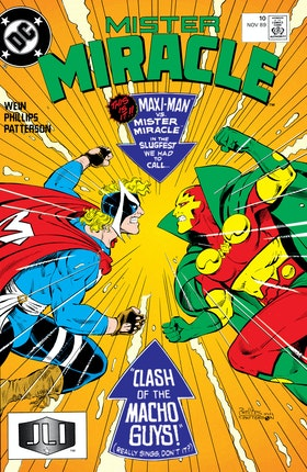 Mister Miracle (1988-) #10