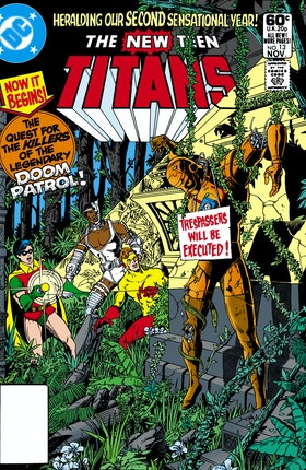 The New Teen Titans #13