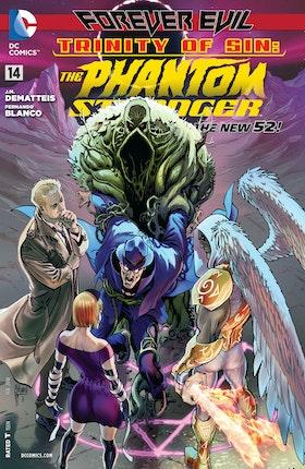 Trinity of Sin: The Phantom Stranger (2012-) #14