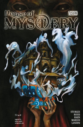 House of Mystery (2008-) #15