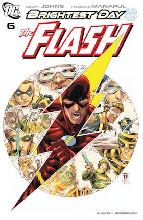 Flash (2010-) #6