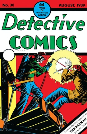 Detective Comics (1937-) #30