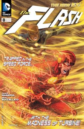 Flash (2011-) #8