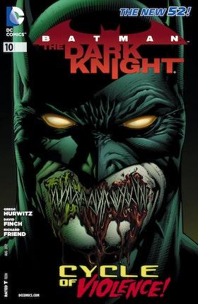 Batman: The Dark Knight (2011-) #10