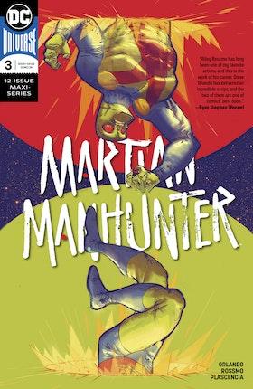 Martian Manhunter (2018-2020) #3