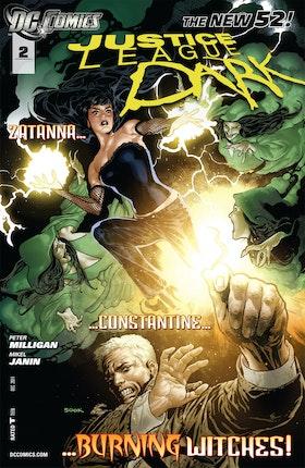 Justice League Dark (2011-) #2
