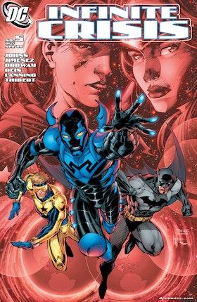 Infinite Crisis #5